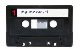 Cinta de casete Imagenes de archivo