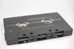 Cinta de cassette Fotografía de archivo
