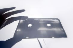 Cinta de cassette Imagen de archivo