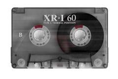 Cinta de cassette Imagen de archivo libre de regalías