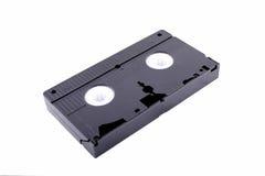 Cinta de cassette del Vhs Fotografía de archivo libre de regalías