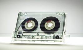 Cinta de cassette vieja foto de archivo libre de regalías