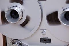 Cinta de grabación profesional de los sonidos Imagenes de archivo