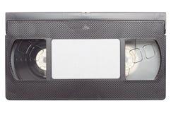Cinta de la cinta video Imagen de archivo libre de regalías