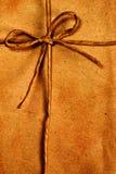 Cinta de la cuerda en el papel foto de archivo libre de regalías