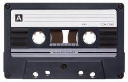 Cinta de la mezcla del casete audio Fotos de archivo libres de regalías
