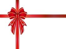 Cinta de la Navidad stock de ilustración