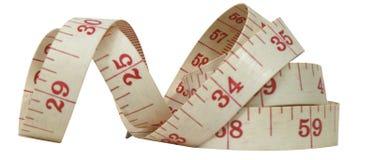 Cinta de medición 04 Fotografía de archivo libre de regalías