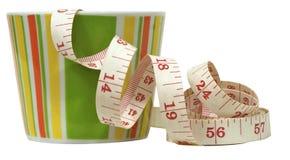 Cinta de medición 05 Imagen de archivo