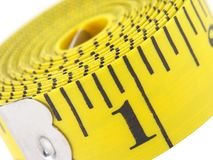 Cinta de medición 2 Imagenes de archivo