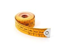 Cinta de medición Imagen de archivo