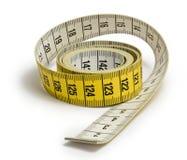 Cinta de medición Fotografía de archivo libre de regalías