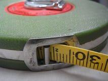 Cinta de medición Fotos de archivo