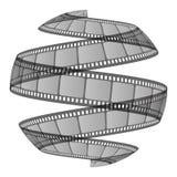 Cinta de película Imagen de archivo