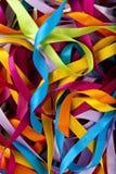 Cinta de seda Fotografía de archivo libre de regalías