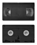 Cinta de video del VHS imagenes de archivo