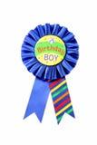 Cinta del muchacho del cumpleaños Imagen de archivo