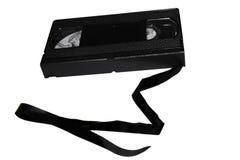 Cinta del VCR Imágenes de archivo libres de regalías