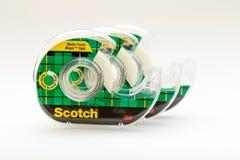 Cinta escocesa Fotos de archivo libres de regalías