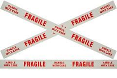Cinta frágil stock de ilustración