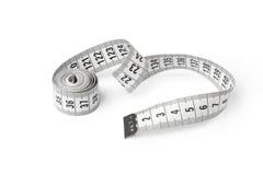 cinta métrica Foto de archivo libre de regalías