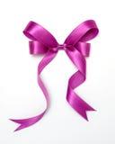 Cinta púrpura Imagenes de archivo