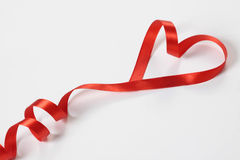 Cinta roja Imagen de archivo