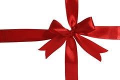 Cinta roja Imagen de archivo libre de regalías