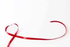 Cinta romántica Foto de archivo libre de regalías