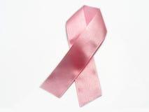 Cinta rosada Foto de archivo libre de regalías