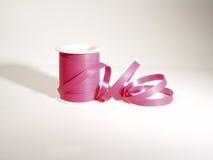 Cinta rosada imágenes de archivo libres de regalías