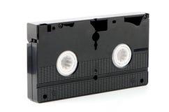 Cinta video vieja de VHS Fotos de archivo libres de regalías