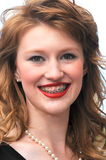 Cintas coloridas dos dentes Imagem de Stock