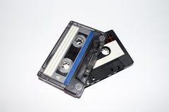 Cintas de audio Fotos de archivo libres de regalías