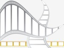 Cintas de la película Fotografía de archivo libre de regalías