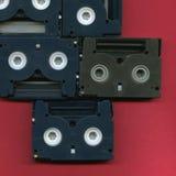 Cintas de video de Digitaces 8m m Fotografía de archivo libre de regalías