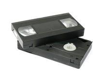 Cintas video Imagen de archivo libre de regalías
