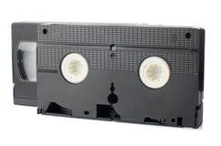 Cintas video viejas de VHS Foto de archivo libre de regalías