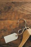 Cintre de manteau Image stock