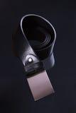 Cinturão negro foto de stock royalty free