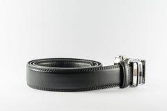 Cinturão negro do lado direito fotografia de stock