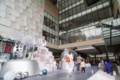 Cinturão verde, cidade de Makati Foto de Stock Royalty Free
