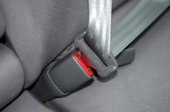 Cinturón de seguridad. Fotografía de archivo libre de regalías
