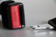 Cinturón de seguridad Imagen de archivo