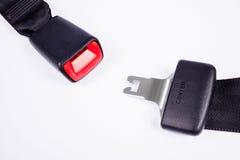 Cintura di sicurezza Fotografie Stock Libere da Diritti