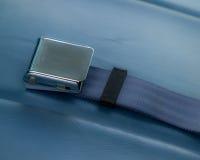 Cintura di sicurezza antiquata Fotografia Stock