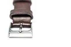 Cinturino di Brown Fotografia Stock