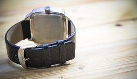 Cinturino di orologio Fotografia Stock Libera da Diritti