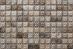 Cinza da textura - marrom Fotos de Stock Royalty Free