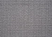 Cinza de matéria têxtil Fotos de Stock Royalty Free